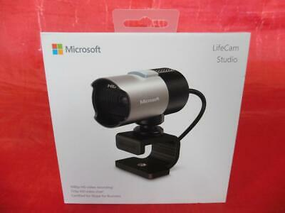 $ CDN102.26 • Buy Microsoft LifeCam Studio 1425 Q2F-00013 1080P WebCam New Sealed