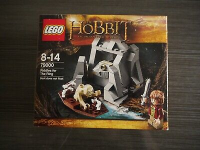 Lego The Hobbit Riddle For The Ring Gollum & Frodo 79000 Boxed Set Sealed • 54.99£