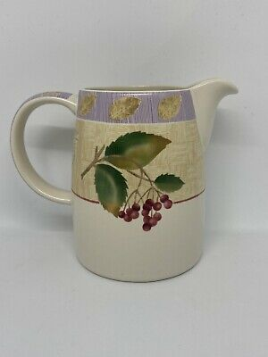 Marks And Spencer M&S Wild Fruits Milk Jug • 12.50£