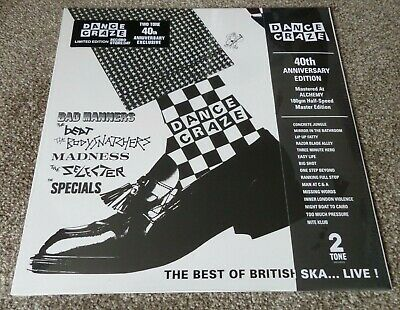 £44.99 • Buy Various - Dance Craze Limited Two Tone 2020 Vinyl Record Store Day SEALED!
