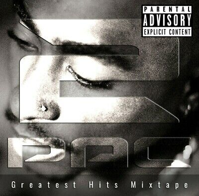2Pac - Greatest Hits!! DJ Mixtape (All Of His Best Hits!!!) • 7.07£