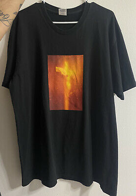 $ CDN93.13 • Buy Supreme Andres Serrano Piss Christ Tee Size XL Box Logo FW17 Bape