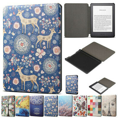 AU15.99 • Buy For Amazon Kindle 10th Gen Paperwhite 1234 5/6/7th 6.0  Smart Leather Case Cover
