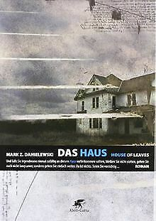 Das Haus. House Of Leaves By Mark Z. Danielewski | Book | Condition Very Good • 10.83£