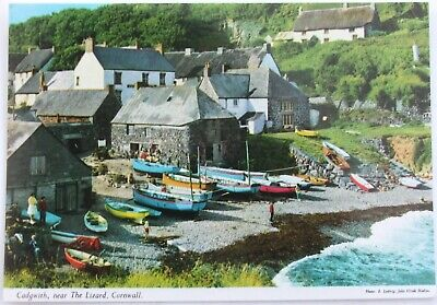 £1.85 • Buy Cadgwith, Near The Lizard, Colour Postcard - Unposted