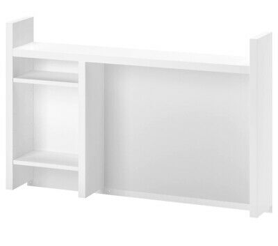 IKEA MICKE Add-On High Unit For Computer Work Desk 105x50x75cm White  • 94.99£