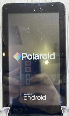 """£10.08 • Buy Polaroid Tablet Black P700 7"""" Screen FOR PARTS OR REPAIR NO CHARGER"""