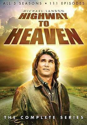 £21.69 • Buy Highway To Heaven - The Complete Series