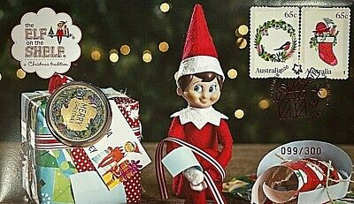 AU99.95 • Buy The Elf On The Shelf  - 2020 Impressions Limited Issue PNC