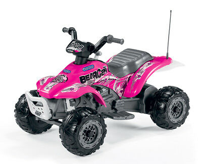 AU415 • Buy Corral Bearcat Pink 6v Electric Ride On Quad