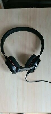 Jabra Stereo Headset HSC016 Ideal Work From Home Teams Zoom Skype  • 30£