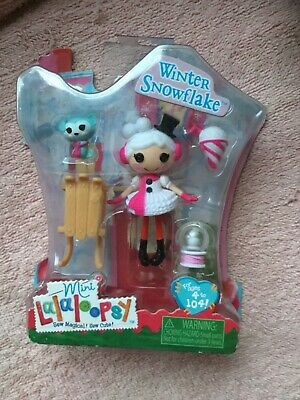 Winter Snowflake Mini Lalaloopsy,Girls Rare & Collectable Toys,Figures.  • 3.99£