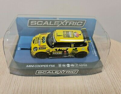 AU60 • Buy Scalextric Mini Cooper F56,Challenge 2015 Sliverstone H Vaulkhard In Case 1:32