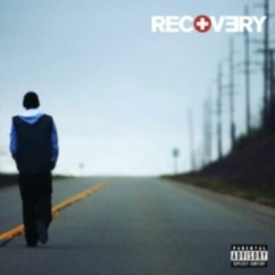 Eminem: Recovery =CD= • 9.99£