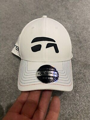 Taylormade Tour Logo Cap Limited Edtion M4 P790 White New • 9.99£