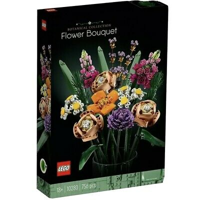 AU144 • Buy LEGO Creator Expert Flower Bouquet 10280 Brand New And Sealed