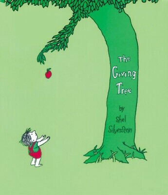 The Giving Tree By Shel Silverstein • 23.73£