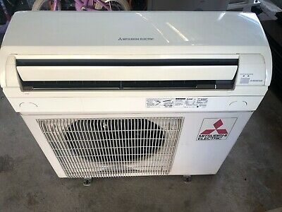 AU550 • Buy Mitsubishi 3.5kw Split System Air Conditioner
