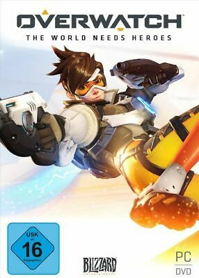 AU24.99 • Buy Overwatch Standard Edition PC BATTLE.NET Digital Download (No Disc)