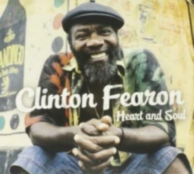 Clinton Fearon: Heart And Soul =CD= • 15.39£