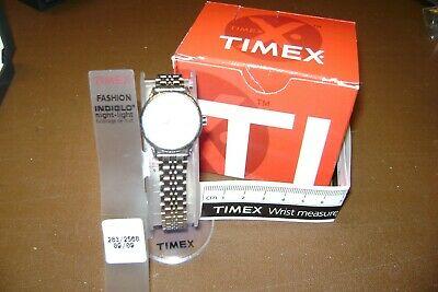 Ladies TIMEX Indiglo Easy Reader T20061 Analogue Watch –Used But Fully Working   • 9£