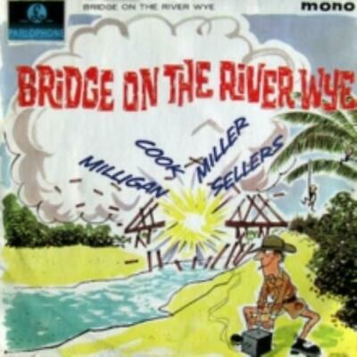 Spike Milligan/Peter Cook/Jonathan Miller/Peter Sellers: Bridge On The Rive =CD= • 11.79£