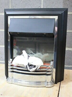 Dimplex Detroit Freestanding Fire With Optiflame Effect And Real Coals - 250  • 48£