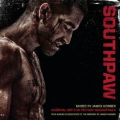 James Horner: Southpaw =CD= • 12.99£