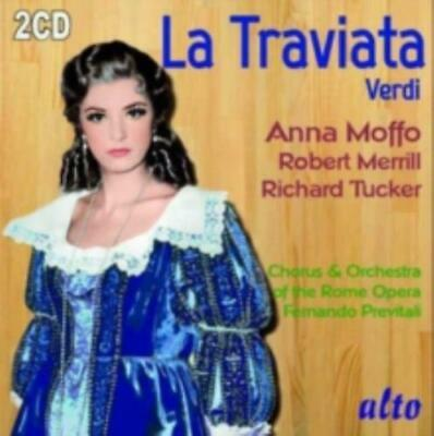 Robert Merrill: Verdi: La Traviata =CD= • 11.79£