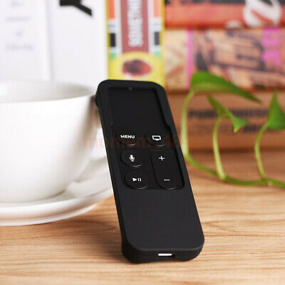 AU14.97 • Buy Compatible With Apple TV4 Controller Remote Case Protective Cover Silicone NEW