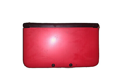AU100 • Buy Nintendo 3DS XL Console - Red
