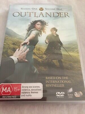 AU25.95 • Buy OUTLANDER - SEASON.ONE - Vol.One & Two - 2 X  3 DISCS - VGC - FREE STD POST