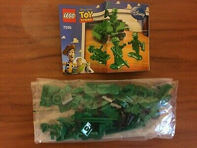 £43.65 • Buy Lego Toy Story 7595 Army Men On Patrol 100% Complete
