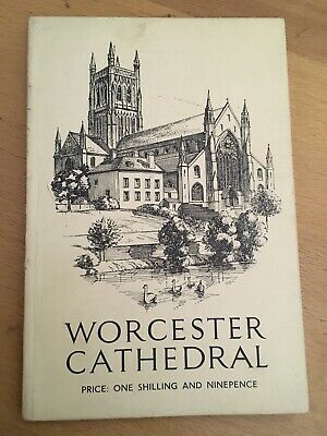 Guide To Worcester Cathedral • 1.99£