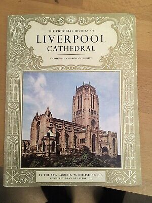 Pitkin Guide To Liverpool Cathedral 1965 • 1.99£