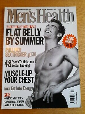 Mens Health Magazine May 2000 • 2£
