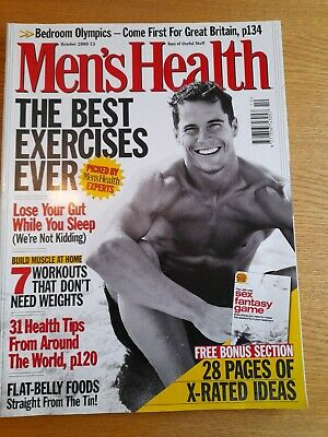 Mens Health Magazine Oct 2000 • 2£