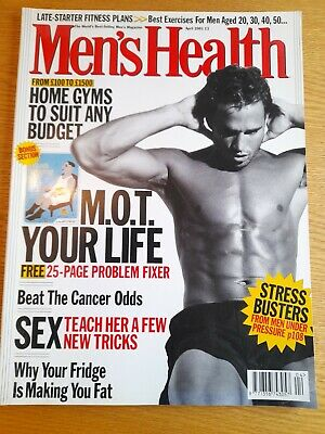 Mens Health Magazine Apr 2001 • 1£