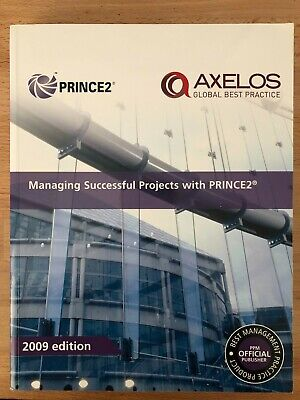 £15 • Buy Managing Successful Projects With PRINCE2: 2009 Edition