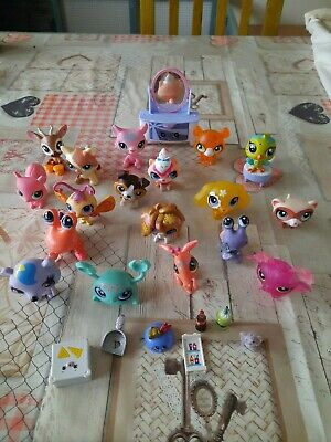 Lps Bundle X18 With Some Accessories  • 5£