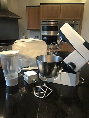 Kenwood Chef A701A Food Mixer With 4 Attachments Fully Working • 81£
