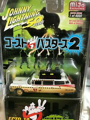 Ghostbusters Ecto 1a (Dirty Version) Limited Edition • 15.75£
