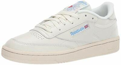 AU41.99 • Buy Reebok Womens Club C 85 Low Top Lace Up Running Sneaker, Blue, Size 6.0 A2wC