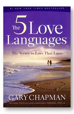 AU17.90 • Buy Gary Chapman THE FIVE LOVE LANGUAGES 5 Marriage Love Relationships 2010