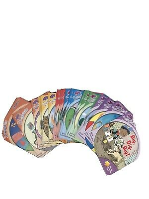 Phonics Books- Pack Of 32 Oxford Reading Tree Books. Stages 1-6 • 25£