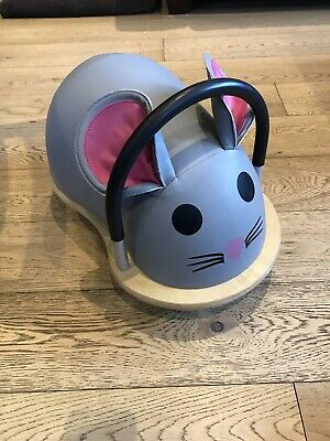 Large Mouse Wheely Bug Ride On Toy • 38£
