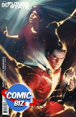 Future State Shazam #1 (2021) 1st Printing Card Stock Variant Cover Dc Comics • 4.25£