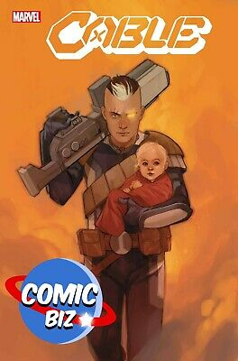 Cable #7 (2020) 1st Printing Bagged & Boarded Main Cover Marvel Comics  • 3.65£