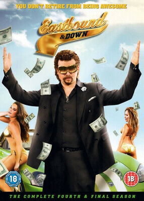 Eastbound And Down: Season 4 [Region 2] - DVD - Free Shipping. - New • 14.84£