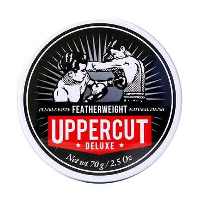 Uppercut Deluxe Featherweight Paste Hair Styling Product For Men, Hair Wax 70g • 13.95£